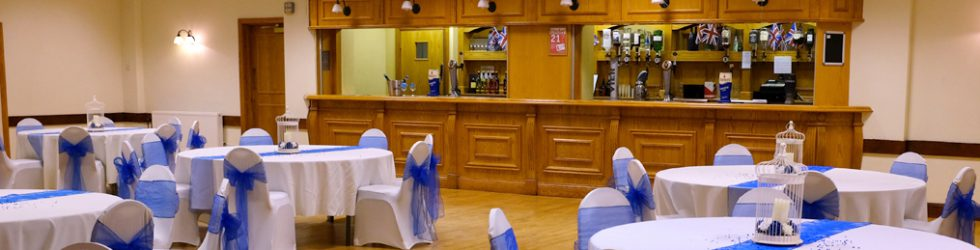 Function Room Hire Mansfield